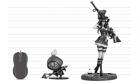 Nouvelle figurine : Caitlyn