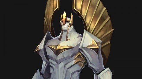 Aperçu du champion : Galio, Colosse