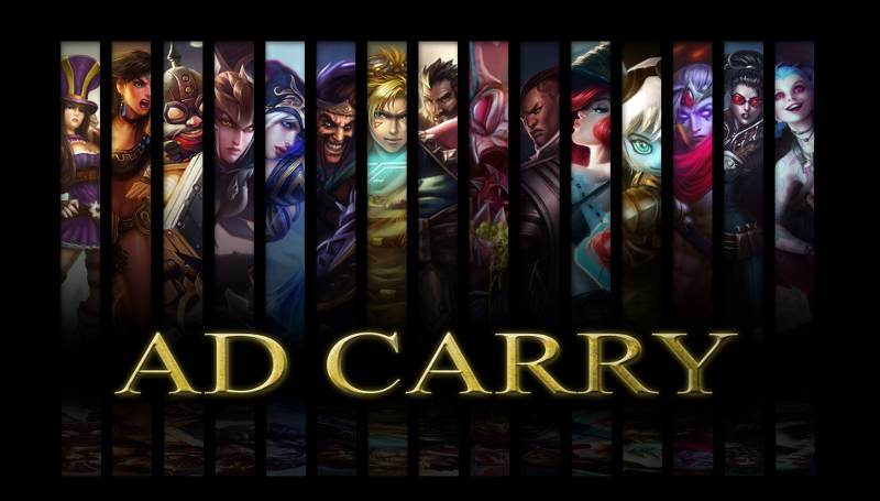 LCS semaine 10 : point sur les AD carry