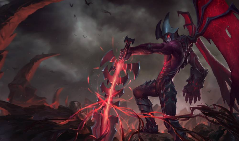 Patch 7.5 – Un nouvel Aatrox
