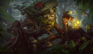 Dev Blog : l'animation d'Ivern