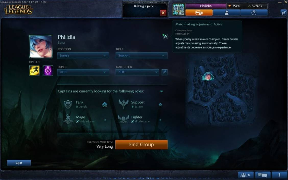 how does matchmaking work league of legends Does anyone here play league of legends if so, message me your summoner name so we can play otherwise, just post what your favorite video game is,.
