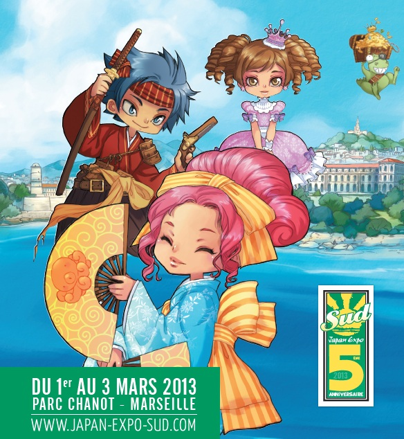 japan expo sud edition 2013 5 ans