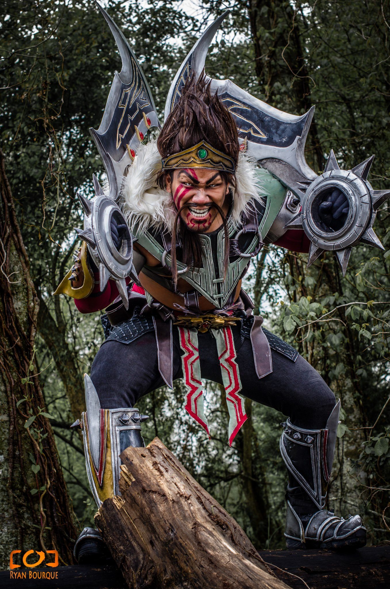 Draven cosplay