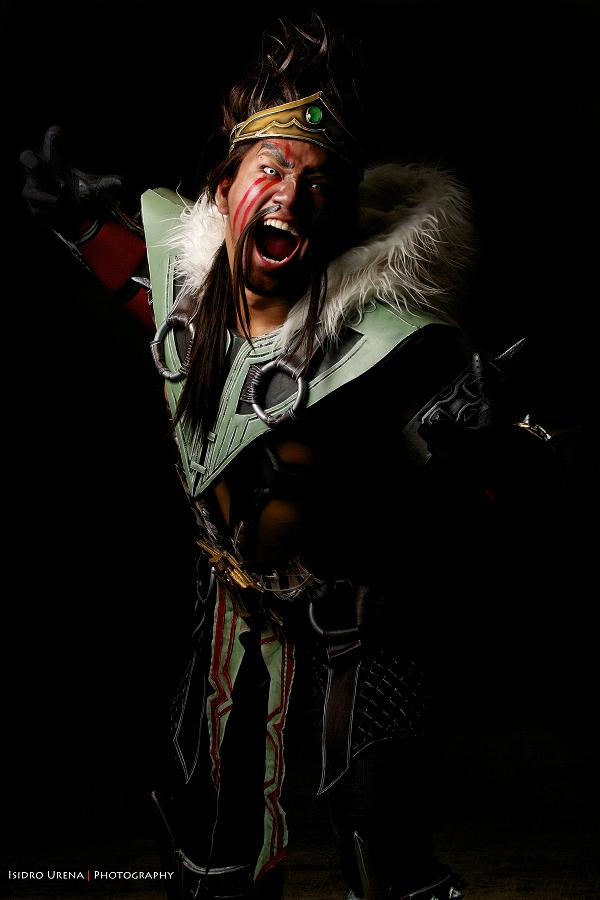 Draven cosplay 3