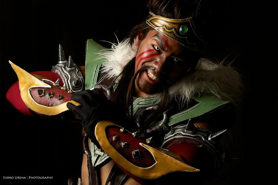 Draven cosplay 4