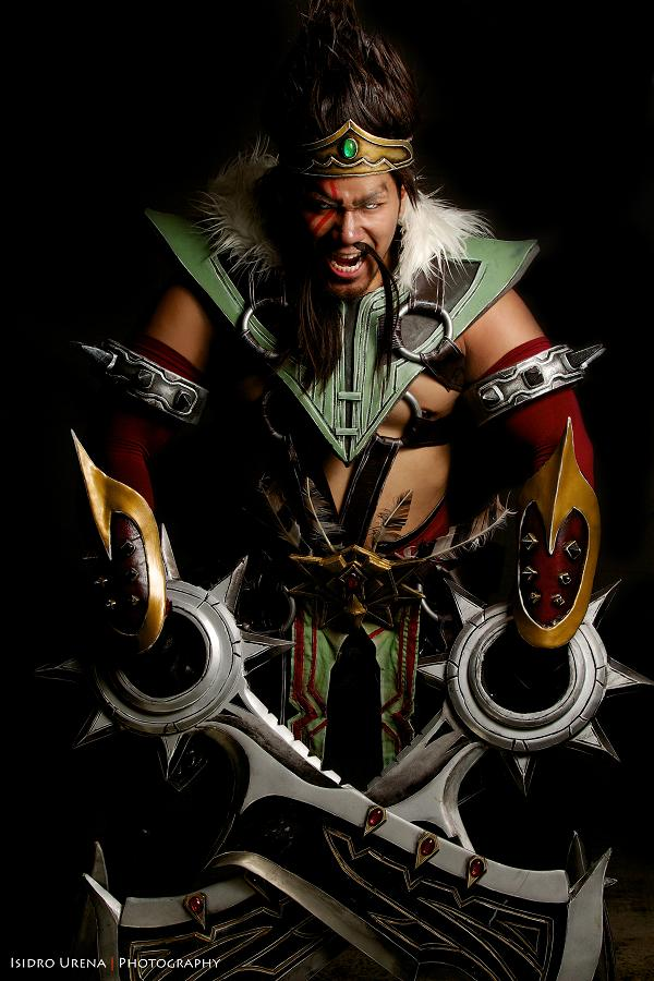 Draven cosplay 5