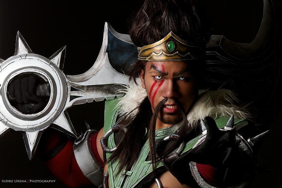 Draven cosplay 6