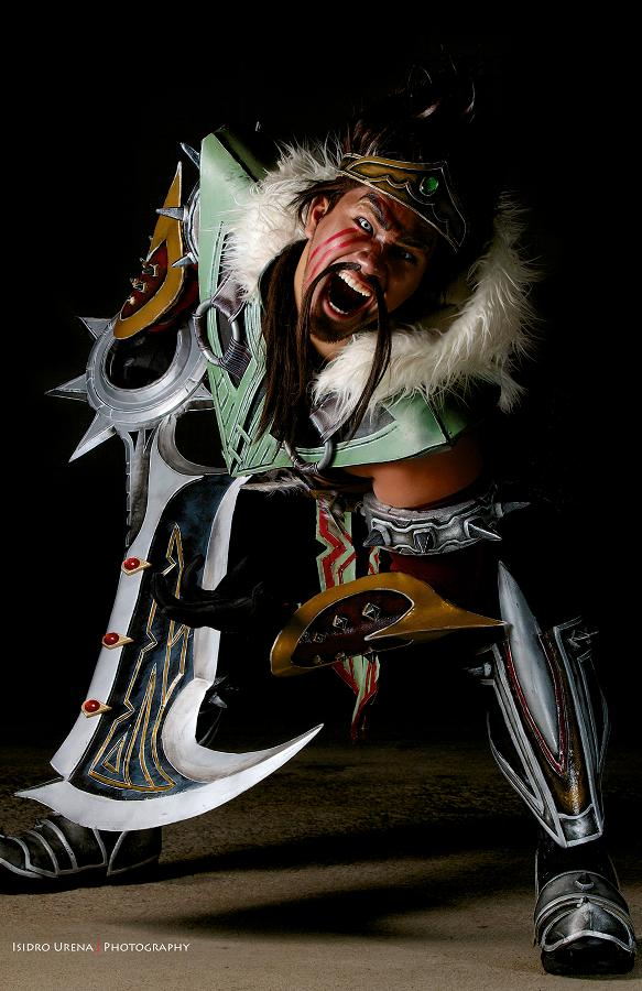 Draven cosplay 7