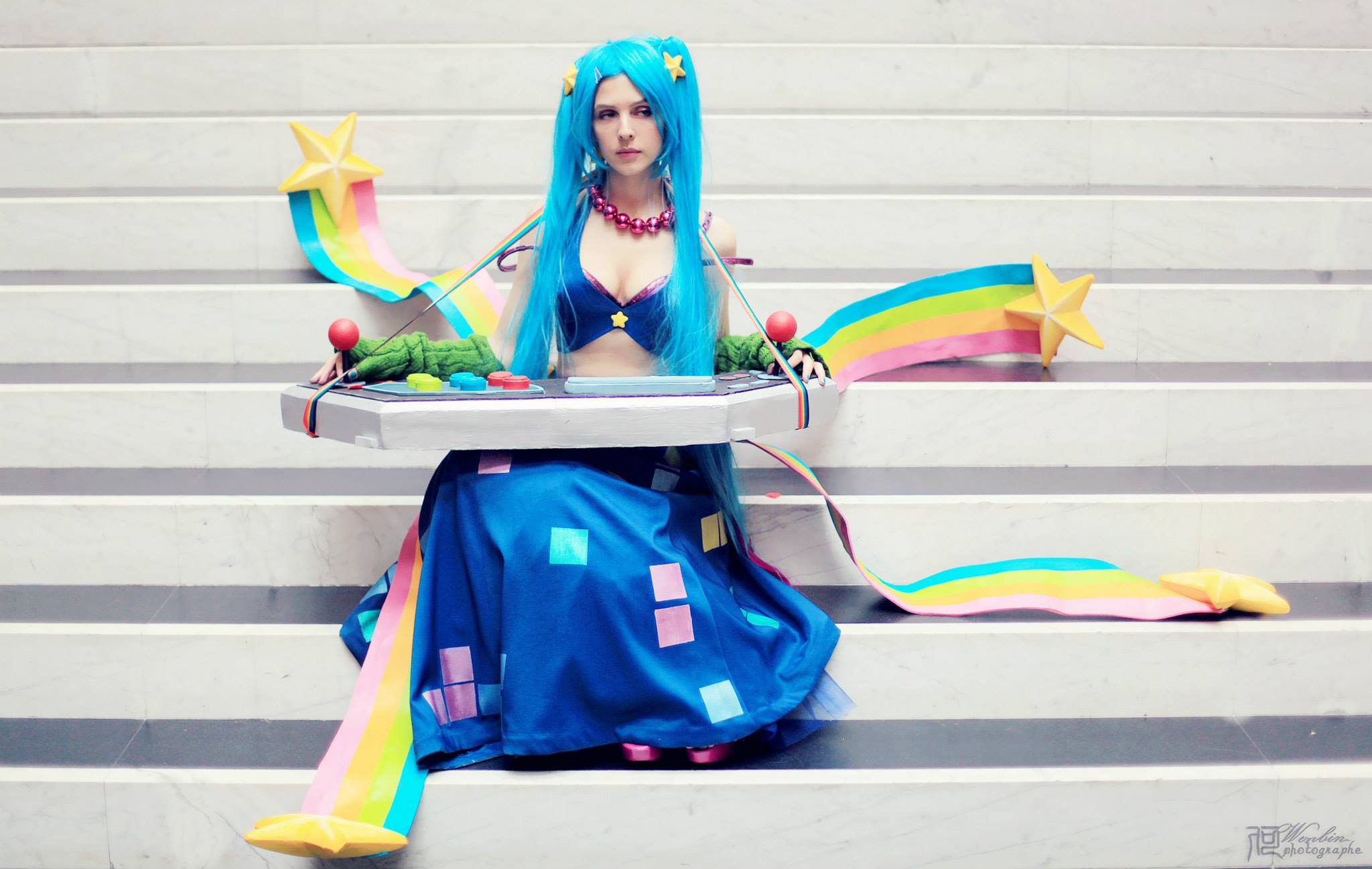 sona arcade AnimeCon2013