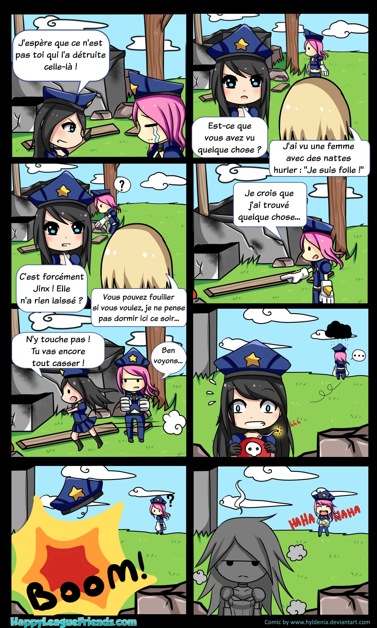 0014 - Lets catch Jinx Part 2 FR
