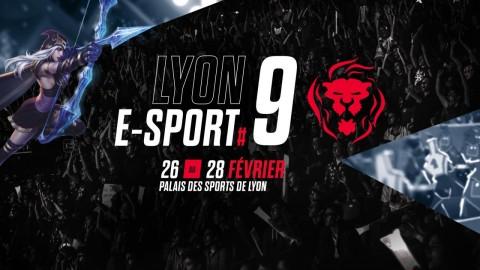 La Lyon e-Sport approche !