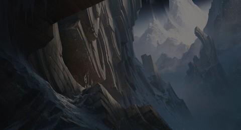 Explorez le mont Targon