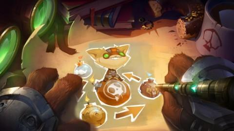 Découvrez la file rotative des modes de jeux !