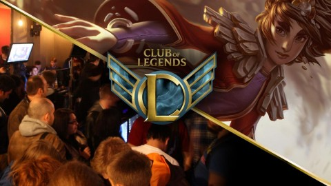 Inauguration des Clubs of Legends avec Taliyah !