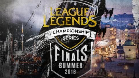 Packs de la finale estivale des LCS