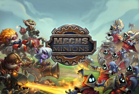 Mechs vs Minions - Le jeu de plateau sur League of Legends se dévoile !