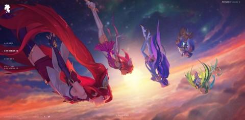 Les gardiennes des étoiles