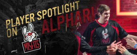 Player Spotlight: Misfits Alphari
