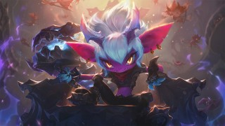 Tristana diablotin : illustration et chromas