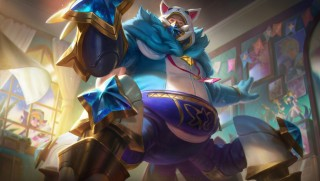 Preview de skins : Pajama Guardian Urgot