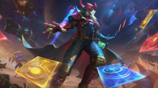Preview de skins : Odyssey/Tales from the Rift/Hextech