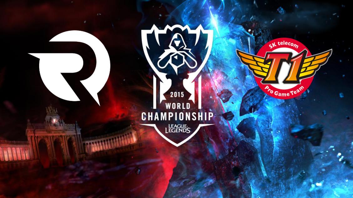 [Worlds] Récapitulatif 1/2 Finale - SKT vs OG