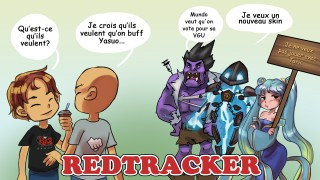 RedTracker #318 : La réduction des comportements gênants se poursuit