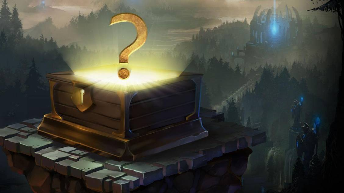 Les champions mystères vous attendent !