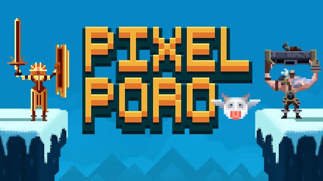 Mini-jeu : Pixel Poro