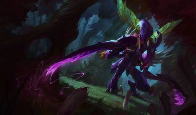 Discussions sur Kha'Zix