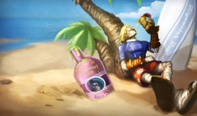[BD] Singed surfeur