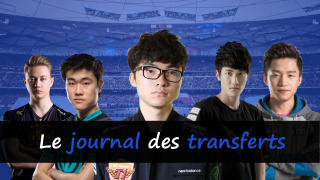 [Updated 16/12/17] Transferts 2017/2018, on fait le point !