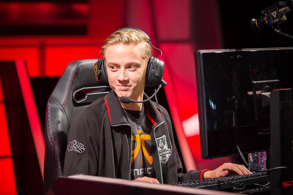 Rekkles officiellement chez Alliance