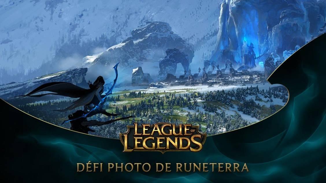 Le défi photo de Runeterra : envoyez vos images