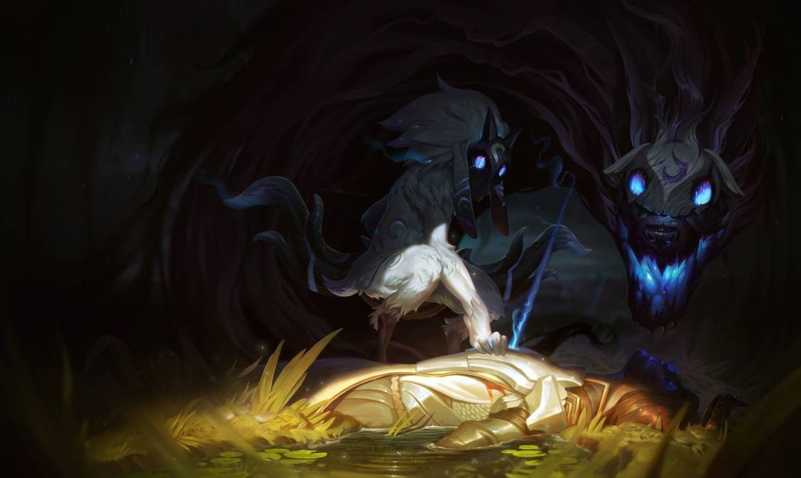 Nerf de Kindred à prévoir au patch 5.22