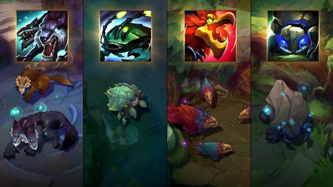 Les icones de la jungle envahissent la boutique