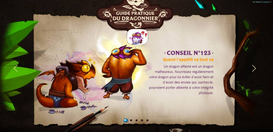 [Teaser] Guide pratique du dragonnier