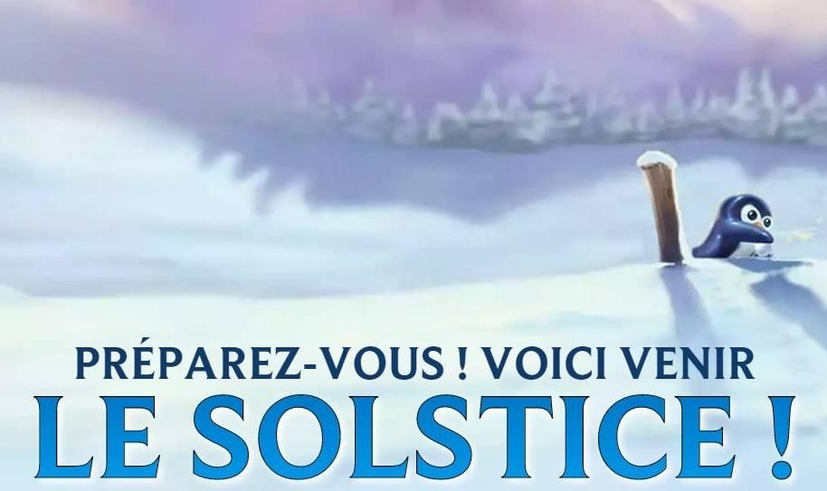 [Updated] Le Solstice est arrivé !