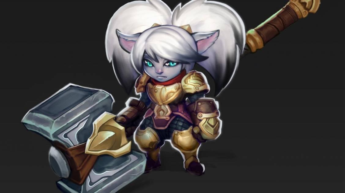 L'arsenal : forger le marteau de Poppy