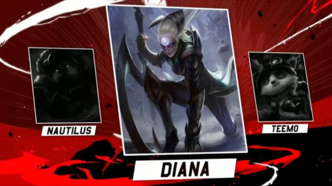 Le skin des All-Star sera pour Diana !
