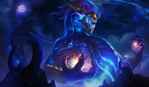 Aurelion Sol : Une queue transparente