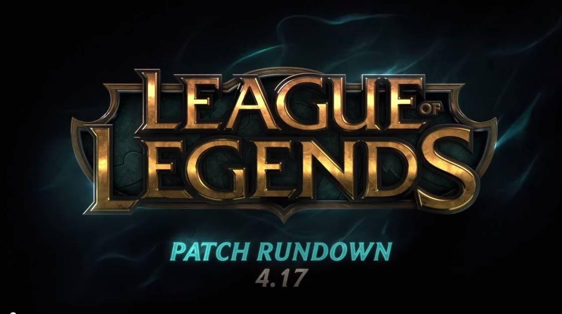 [4.17] Patch Rundown