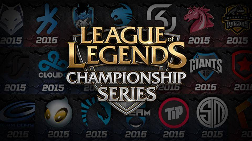 Démarrez la saison 2015 avec les icones des LCS !