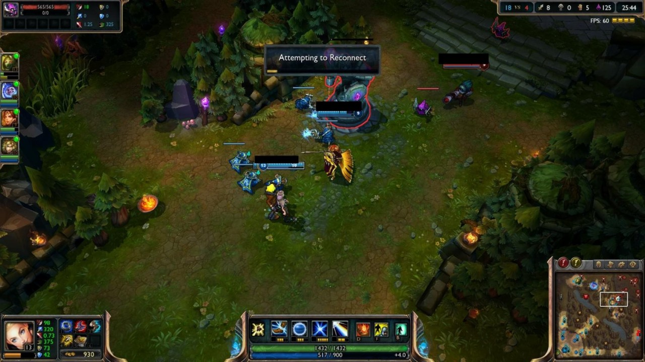 probleme de matchmaking lol Report a bug sort by: best hot new recent [pbe  culture this is the place to report bugs that you find within league of legends.