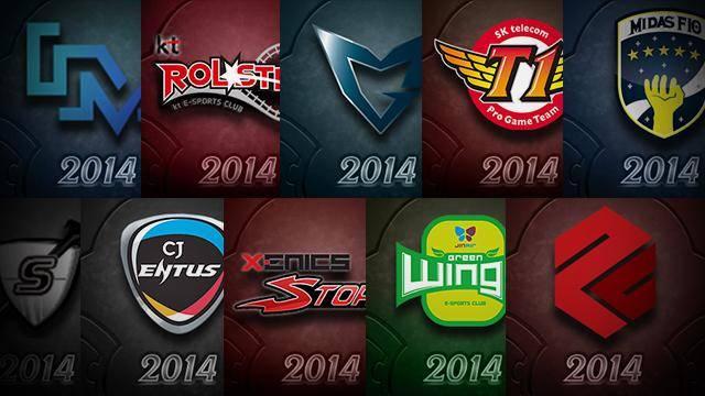 Fêtez la saison 2014 avec des icones coréens !