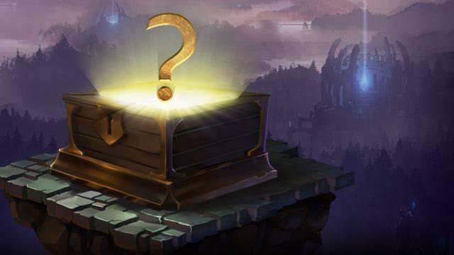 Les skins mystères sont temporairement de retour !
