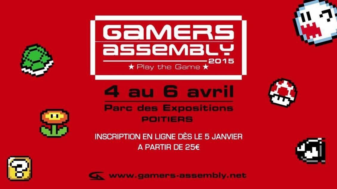 Gamers Assembly & Cosplay : Premier essai