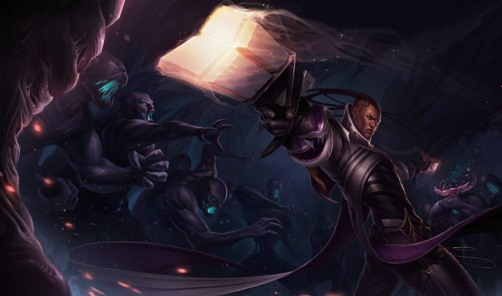 Modifications en approche sur Lucian