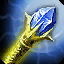 Rylais Crystal Scepter item